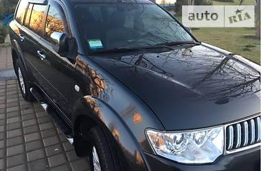 Mitsubishi Pajero Sport 2.4 TD  2012