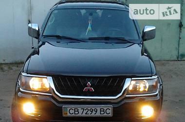 Mitsubishi Pajero Sport  2002
