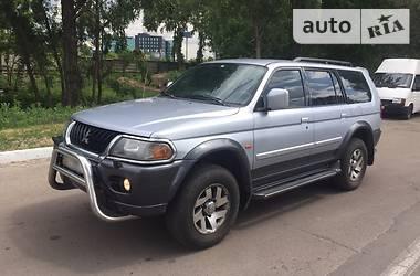 Mitsubishi Pajero Sport  2003