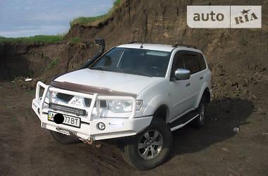 Mitsubishi Pajero Sport  2010