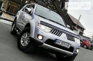 Mitsubishi Pajero Sport Super Select 2012
