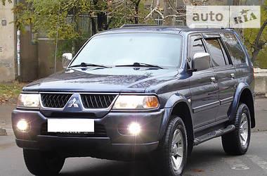 Mitsubishi Pajero Sport I D E A L 2008