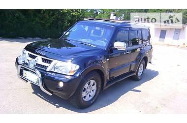 Mitsubishi Pajero Wagon DI-D 2006