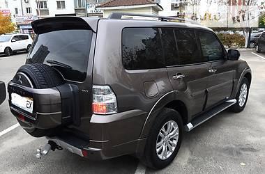 Mitsubishi Pajero Wagon Ultimate 2014