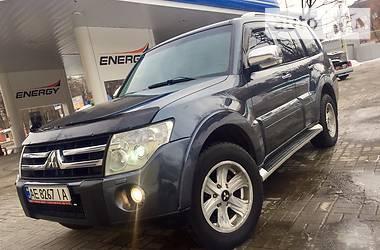 Mitsubishi Pajero Wagon Rockford GAZ 2008