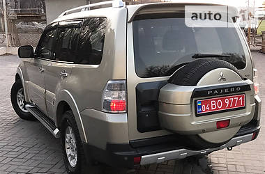 Mitsubishi Pajero Wagon 3.0 2007