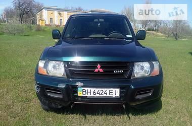 Mitsubishi Pajero Wagon DiD 2001