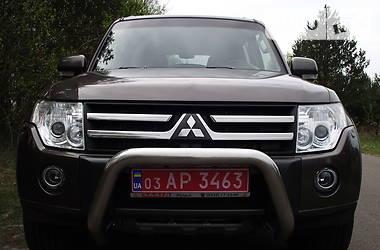 Mitsubishi Pajero Wagon D-iD 2010