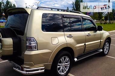 Mitsubishi Pajero Wagon  2012