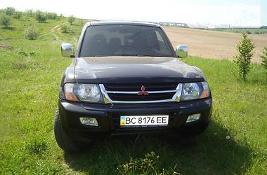 Mitsubishi Pajero Wagon  2002
