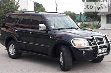 Mitsubishi Pajero Wagon 3.0GAZ_ORUGINAL 2006