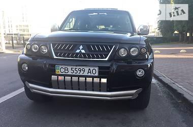 Mitsubishi Pajero Wagon 3.5 2004