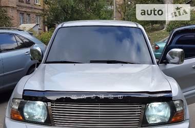 Mitsubishi Pajero Wagon Dakar 2002