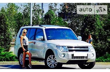 Mitsubishi Pajero Wagon MAKSIMAL C.R.D.I 2015