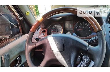 Mitsubishi Pajero Wagon  1998