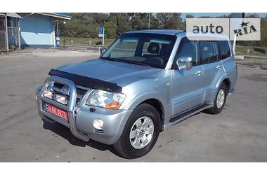 Mitsubishi Pajero Wagon DID 3.2 2005