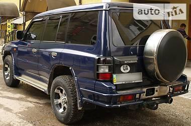 Mitsubishi Pajero Wagon  1997