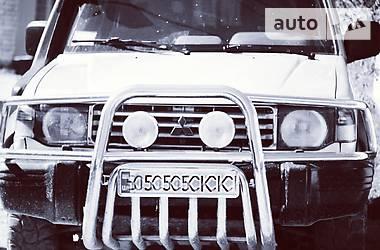 Mitsubishi Pajero Wagon  1993