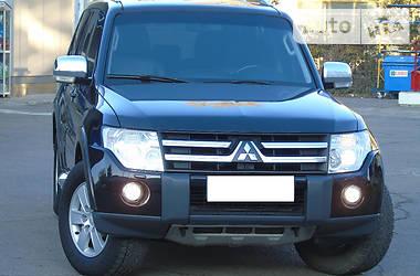 Mitsubishi Pajero Wagon  2008