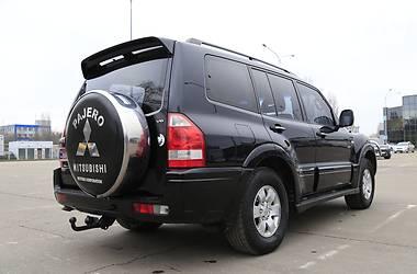 Mitsubishi Pajero Wagon  GBO 7mest 2006