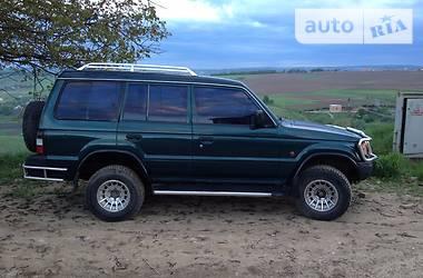 Mitsubishi Pajero GLX 1997