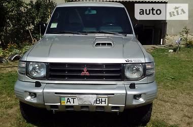 Mitsubishi Pajero 2.8 TD 1998