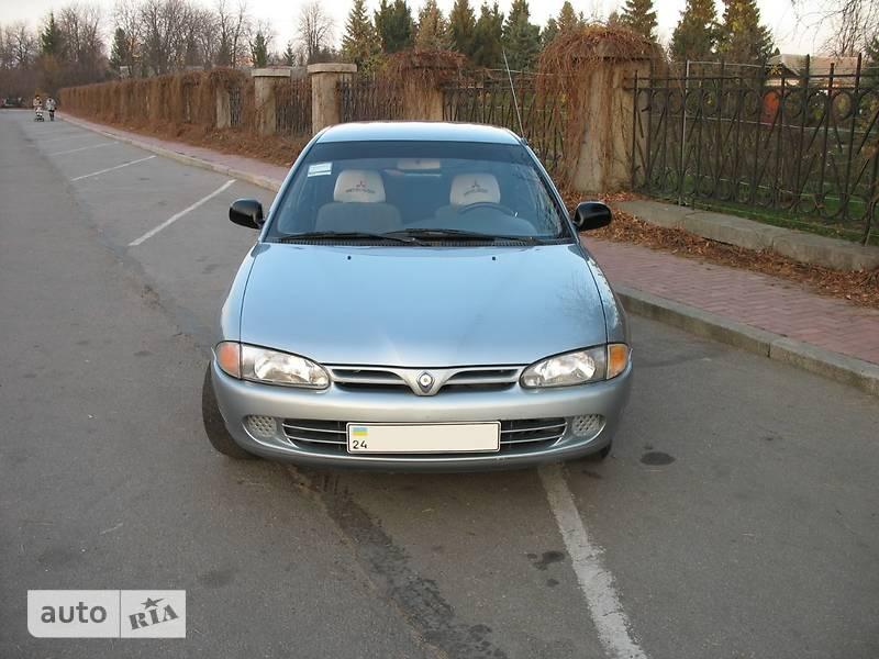 Mitsubishi Proton