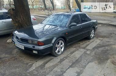 Mitsubishi Sigma  1991