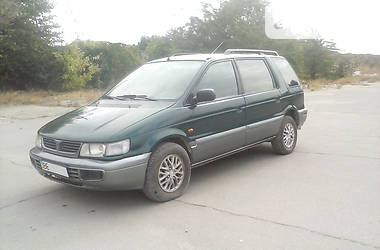 Mitsubishi Space Wagon  1997