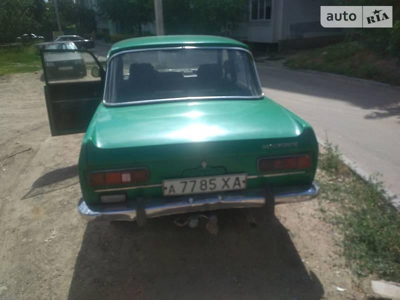 Москвич/АЗЛК 2138
