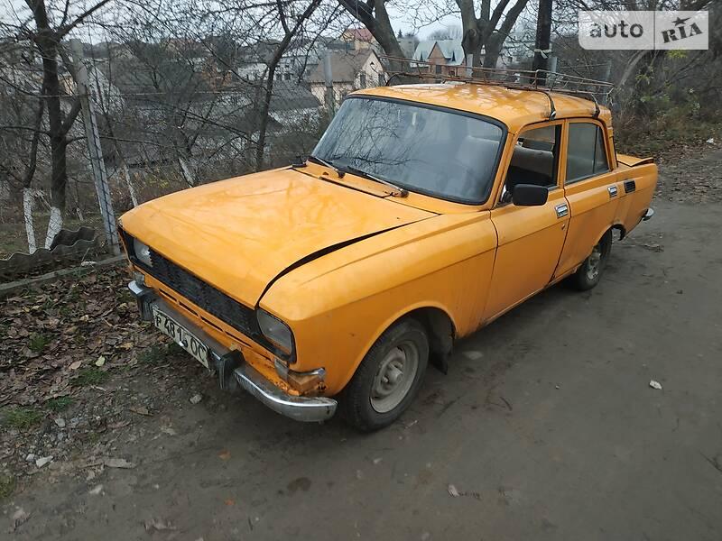Москвич / АЗЛК 21406