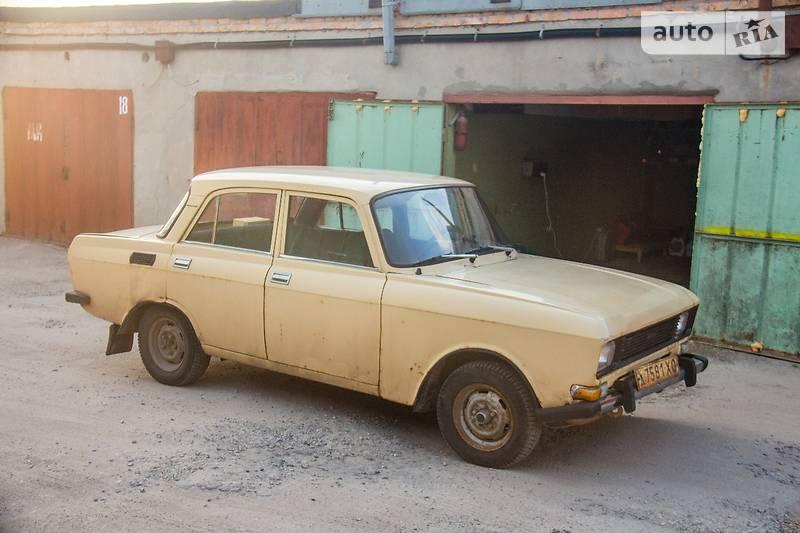 Москвич / АЗЛК 2140