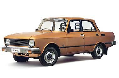 Москвич / АЗЛК 2140 M 2140 SL 1986