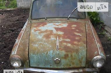 Москвич / АЗЛК 407  1953