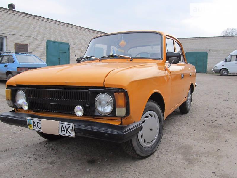 Москвич / АЗЛК 412
