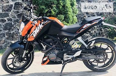 Ціни KTM Мотоцикл Без обтікачів (Naked bike)