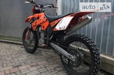 Ціни KTM Мотоцикл Кросс