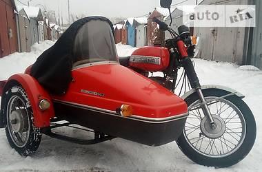 Ціни Jawa (ЯВА) Мотоцикл з коляскою