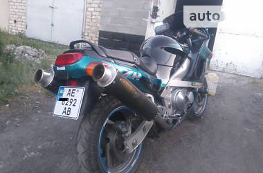 Ціни Kawasaki Мотоцикл Спорт-туризм
