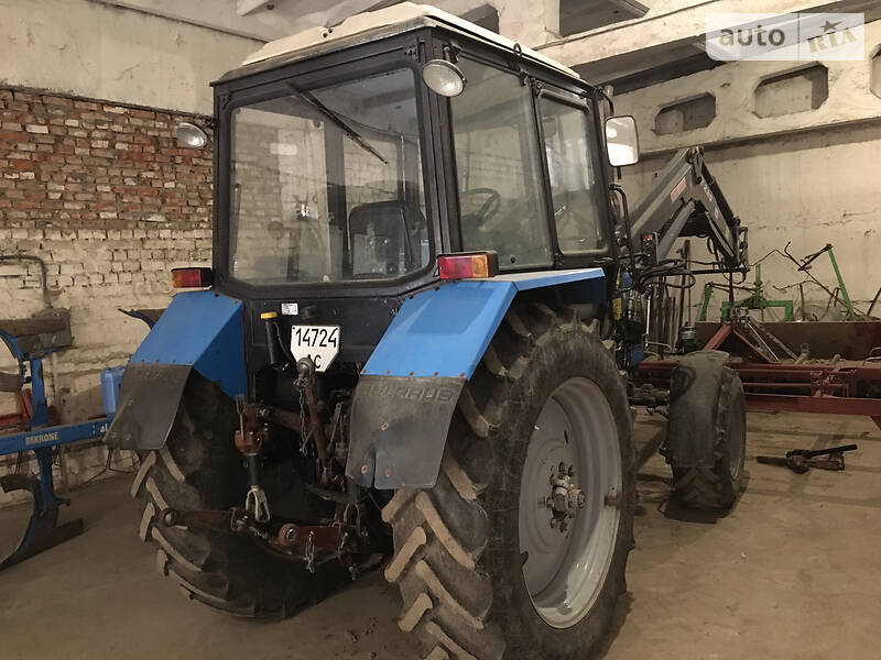МТЗ 1025 Беларус