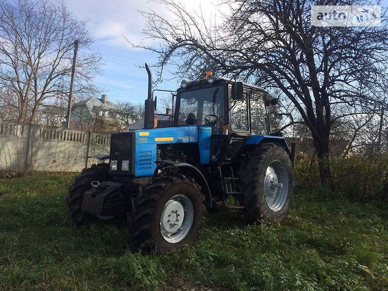 5 объявлений - Продажа тракторов МТЗ 1221.2, купить.
