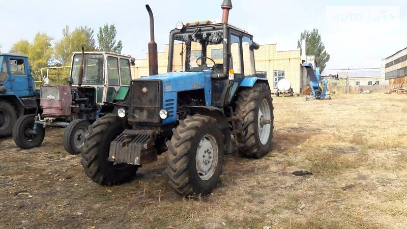 Разборка трактора МТЗ-80/82 на агрегаты   Практическое.