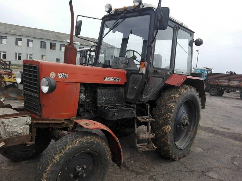 AUTO.RIA – Продам MT-3 80.1 Беларус 2005 : 8000$, Кривой Рог
