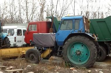 МТЗ 80 Беларус  1986
