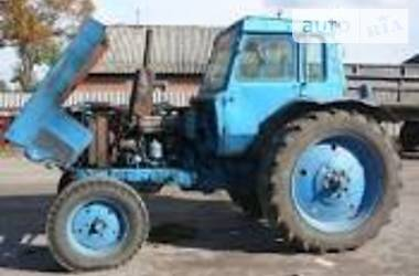 МТЗ 80 Беларус  1990
