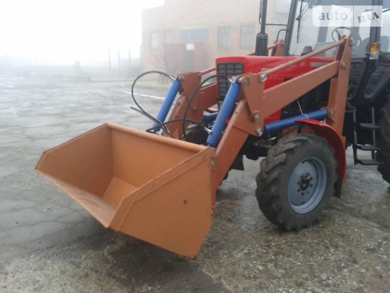 Трактор МТЗ 80 Технические характеристики погрузчика.