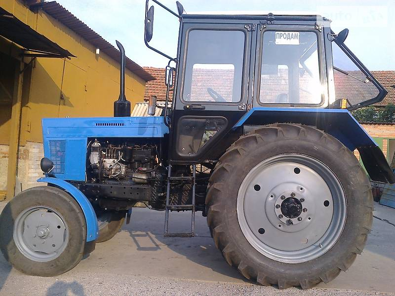 МТЗ 80.1 Трактор Беларус - Купить по низкой цене