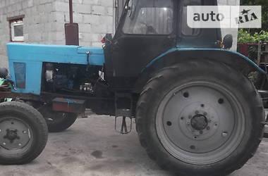 МТЗ 80 Беларус  1992