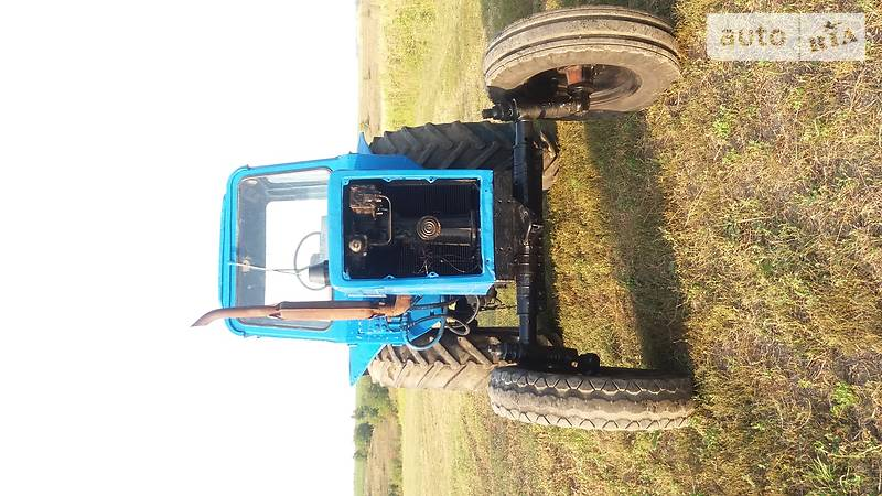 Технические характеристики трактора МТЗ-82.1 (Беларусь-82.