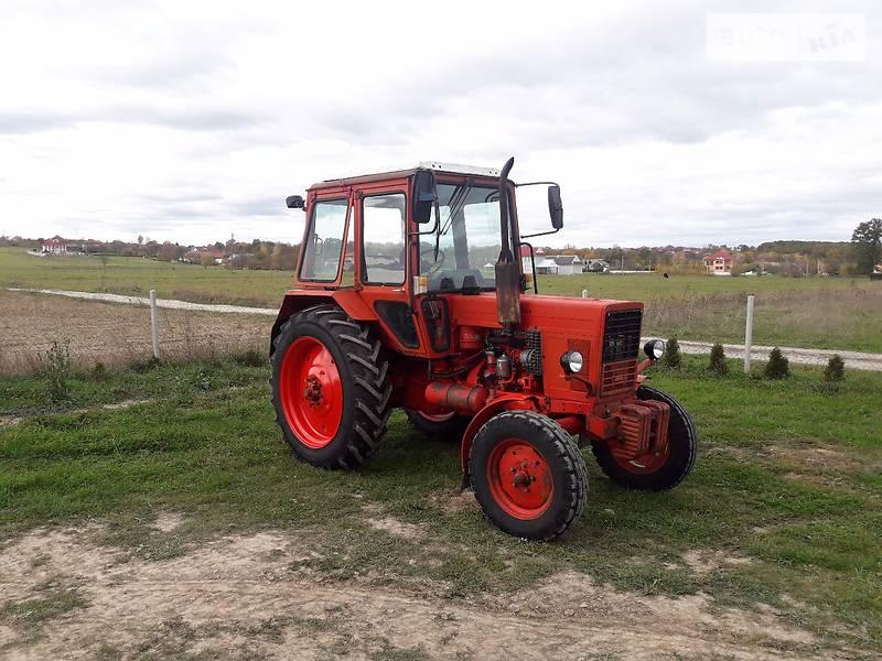 Куплю трактор мтз-80 мтз-82 б/у